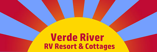 Verde River RV Resort and Cottages Logo