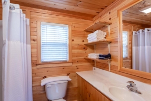 Bathroom of One Bedroom Cottage